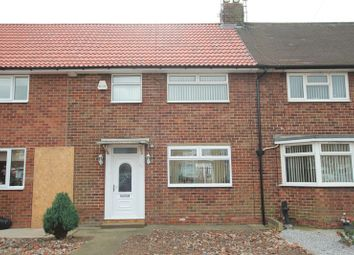 Thumbnail 2 bed terraced house to rent in Mirfield Grove, Hull