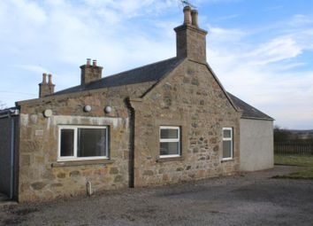 Thumbnail 3 bed bungalow to rent in Cairnbrogie Cottage, Oldmeldrum