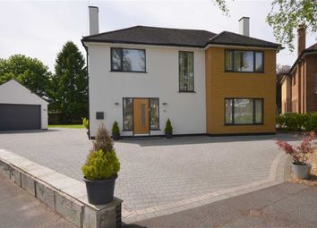Thumbnail 3 bed detached house for sale in Orchard Rise, Blythe Bridge, Stoke-On-Trent
