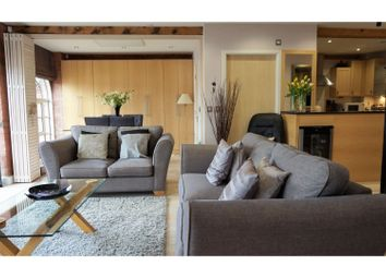Thumbnail 1 bed flat for sale in Weavers Close, Quorn