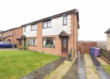 Thumbnail 3 bed semi-detached house for sale in Barberry Avenue, Glasgow