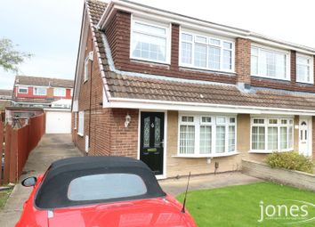 Thumbnail 3 bed semi-detached house for sale in Surbiton Road, Stockton On Tees