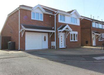 Thumbnail 4 bedroom detached house for sale in The Rowans, Poulton-Le-Fylde