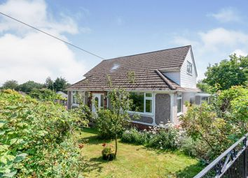Thumbnail 4 bedroom detached bungalow for sale in Lansbury Close, Caerphilly