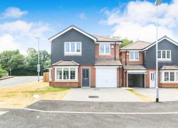 Thumbnail 4 bed detached house for sale in The Copse, South Woodrow, Redditch