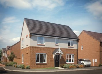 Thumbnail 3 bed detached house for sale in Lichfield Road, Rushall