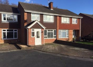 Thumbnail 3 bed terraced house for sale in Iron Mill Close, Fareham