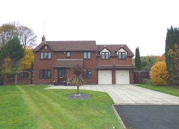 Thumbnail 6 bed detached house for sale in Meadway, Bury