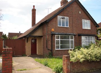 Thumbnail 3 bed semi-detached house to rent in Clammas Way, Uxbridge