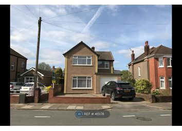 Thumbnail 3 bed detached house to rent in St Ambrose Rd, Cardiff