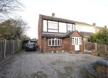 Thumbnail 3 bed semi-detached house to rent in Elder Avenue, Wickford