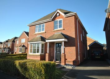 Thumbnail 4 bed detached house for sale in Marshfield, Dickens Heath, Shirley, Solihull