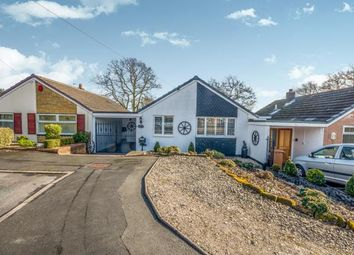 Thumbnail 2 bedroom bungalow for sale in Bracken Close, Burntwood, Staffordshire