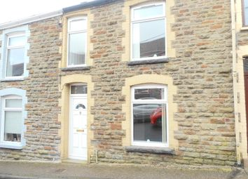 Thumbnail 3 bed terraced house for sale in Adare Street, Gilfach Goch