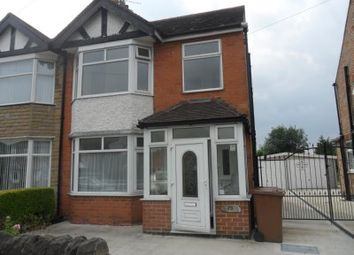 Thumbnail 3 bed semi-detached house to rent in Radford Bridge Road, Nottingham
