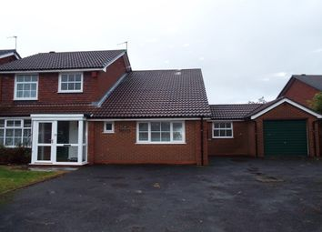 Thumbnail 4 bed property to rent in Brook House Lane, Featherstone, Wolverhampton