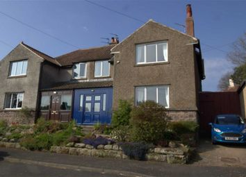 Thumbnail 4 bed semi-detached house for sale in Ryecroft Crescent, Wooler, Northumberland