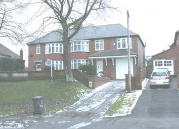 Thumbnail 4 bed semi-detached house to rent in Park Rd North, Chester Le Street