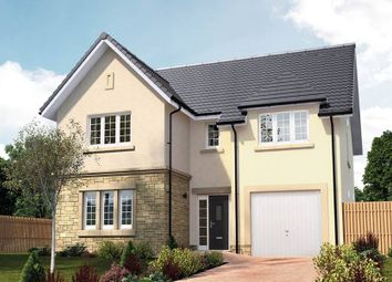 "Thumbnail 4 bed detached house for sale in ""The Colville"" at Lethame Road, Strathaven"