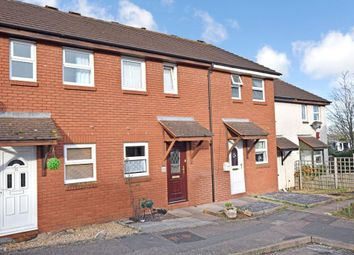 Thumbnail 2 bed terraced house to rent in Ash Leigh, Alphington, Exeter