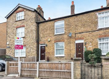 Thumbnail 2 bed terraced house for sale in Cleveland Road, New Malden