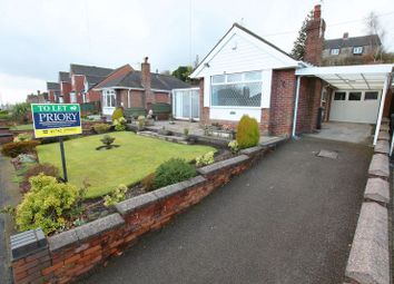 Thumbnail 2 bed detached bungalow to rent in Royden, Congleton Road, Mow Cop