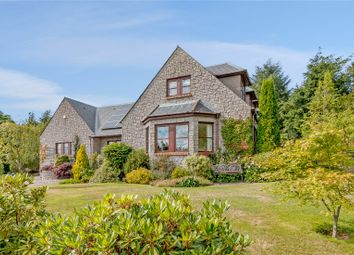 Thumbnail 5 bed detached house for sale in Balbeuchley, Auchterhouse, Dundee