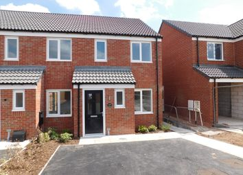 Thumbnail 2 bed town house to rent in Chaffinch Close, Kings Clipstone, Mansfield