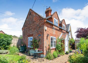 Thumbnail 2 bed cottage for sale in Trunch Hill, Denton, Harleston