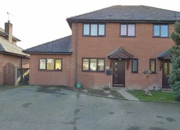 Thumbnail 3 bed semi-detached house for sale in 5, Criggion Lane, Trewern, Welshpool, Powys