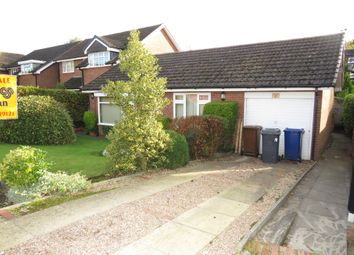 Thumbnail 2 bed detached bungalow for sale in Paget Rise, Abbots Bromley, Rugeley