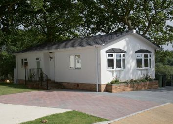 Thumbnail 2 bed mobile/park home for sale in Riverview Court, Avenue Road, Sandown