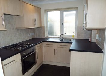 Thumbnail 2 bed end terrace house to rent in High Street, Ruskington, Sleaford