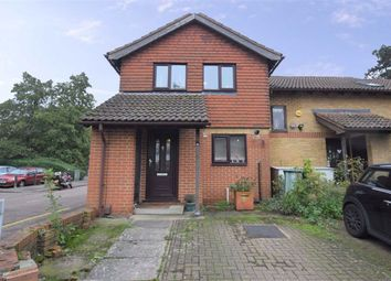 Thumbnail 2 bed end terrace house for sale in Deakin Close, Watford