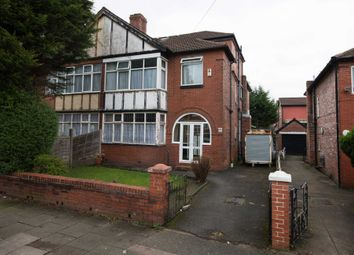 Thumbnail 6 bed semi-detached house for sale in Stanley Road, Salford