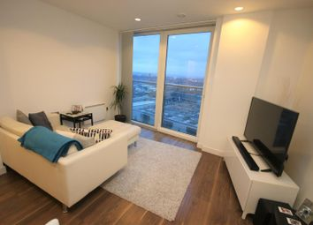 1 bed flat to rent in Number One, Pink, Media City Uk, Salford M50
