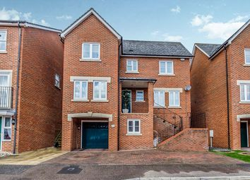 Thumbnail 4 bed detached house for sale in Downland Walk, Walderslade, Chatham