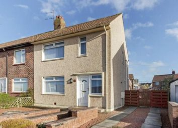 Thumbnail 2 bedroom end terrace house for sale in Caledonia Road, Ayr, South Ayrshire
