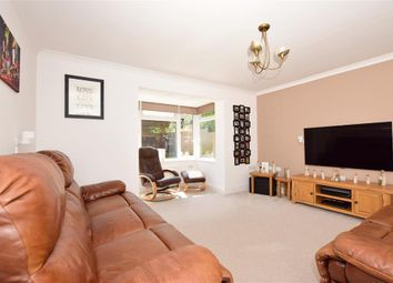 Thumbnail 4 bed detached house for sale in Silverhill Gardens, Willesborough, Ashford, Kent