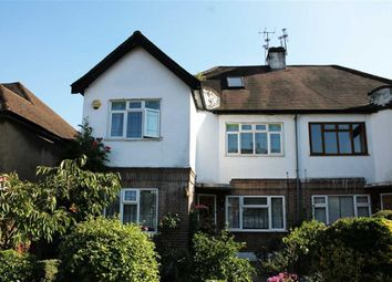 Thumbnail 2 bed maisonette for sale in Beechwood Park, London