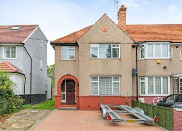 Thumbnail 3 bed end terrace house for sale in Horsenden Lane North, Perivale, Greenford
