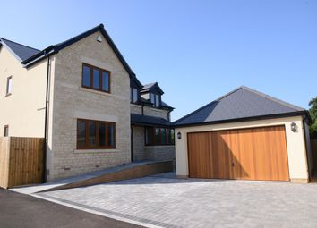 Thumbnail 4 bed detached house for sale in Rear Of, 39 Court Farm Road, Longwell Green
