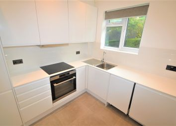 Thumbnail 3 bed flat to rent in Thackeray Road, London