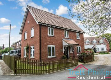 Thumbnail 5 bed detached house for sale in New Road, Catfield, Great Yarmouth