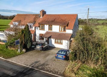 Thumbnail 4 bed semi-detached house for sale in Chebsey, Eccleshall, Stafford