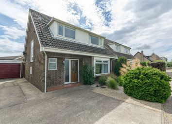 Thumbnail 3 bed detached house for sale in Rudham Stile Lane, Fakenham