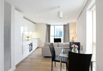 Thumbnail 2 bedroom flat to rent in 4B Merchant Square, Merchant Square East, London