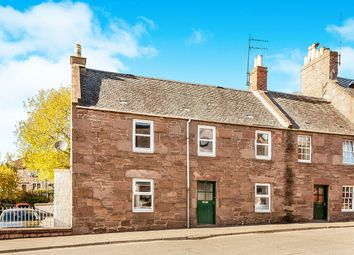 Thumbnail 3 bed terraced house for sale in Trinity Road, Brechin