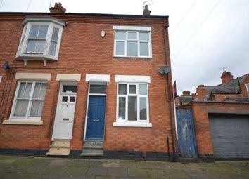 Thumbnail 2 bed terraced house to rent in Leeson Street, Aylestone, Leicester