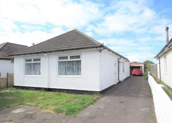 Thumbnail 4 bed detached bungalow for sale in The Parade, Ashley Road, New Milton